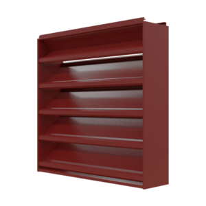Aire Technologies Stationary Louver